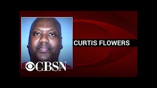 Supreme Court tosses Mississippi murder conviction of black inmate
