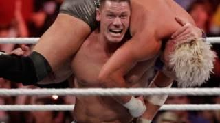 Raw: John Cena vs. Dolph Ziggler
