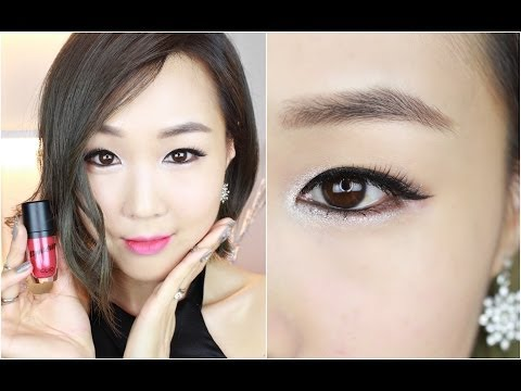 Sexy Classy Event Makeup Tutorial! ♔ (Korean Style & Products)