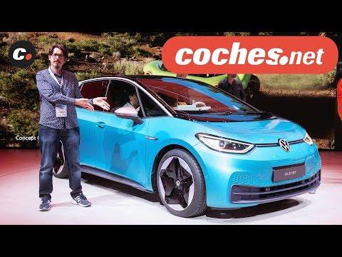 Volkswagen ID.3 2020   Salón de Frankfurt IAA 2019 en español   coches.net