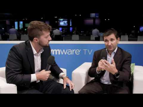 VMware TV @ VMworld: Gregory Lehrer on the Evolving Digital Workspace Ecosystem