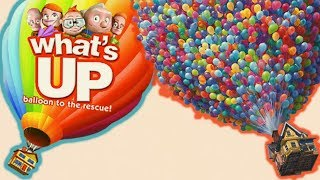 The Fever Dream Knockoff of Pixar's UP