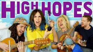 HIGH HOPES - Gabriela Bee & Walk Off The Earth (Cover)