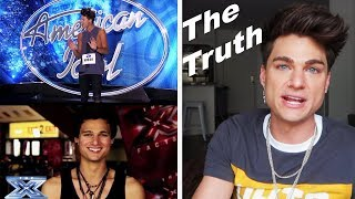 EXPOSING AMERICAN IDOL & XFACTOR! *I WAS A CONTESTANT*