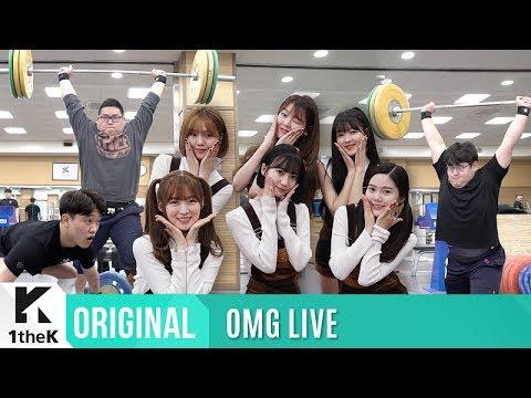 OMG LIVE(無뜬금라이브): OH MY GIRL BANHANA(오마이걸 반하나) _ Banana allergy monkey(바나나 알러지 원숭이)