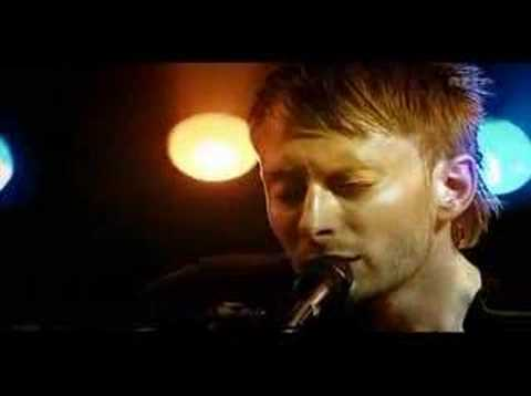 Radiohead - There There (Acoustic)