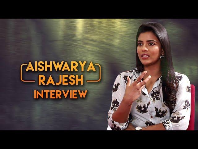 Aishwarya Rajesh Hilarious Interview about MisMatch Movie ||   IndiaGlitz Telugu