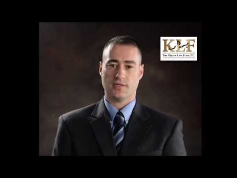 The Kilfin Law Firm, P.C. - St. Petersburg DUI and Criminal Defense Firm: An Introduction.
