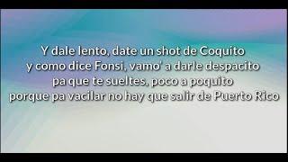 Pedro Capó, Farruko - Calma Remix (Letra)
