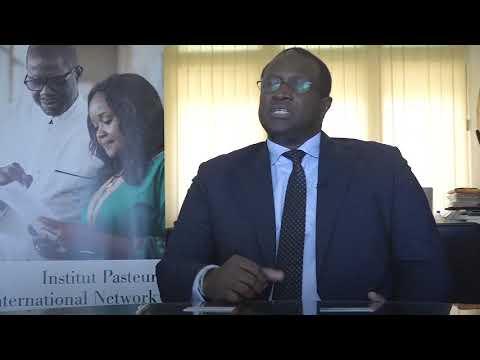 #Coronavirus - Testimonial of Dr Amadou Sall, , General Administrator of Institute Pasteur of Dakar photo
