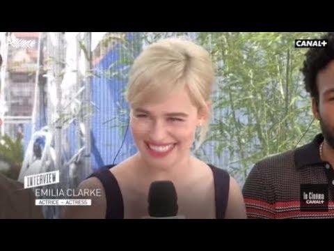 Solo : A Star Wars Story - Emilia Clarke, Donald Glover, Woody Harrelson et Ron Howard - Cannes 2018