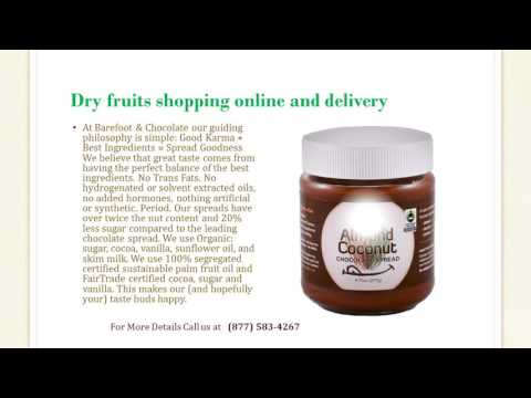The best place for you to buy dry fruits online