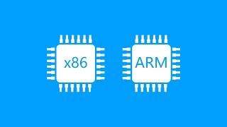 CPU的x86架构和ARM架构有啥区别?指令集又是什么?