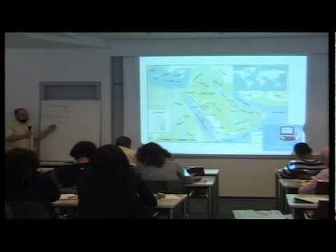 Sira3, die Geografie Lage Mekka