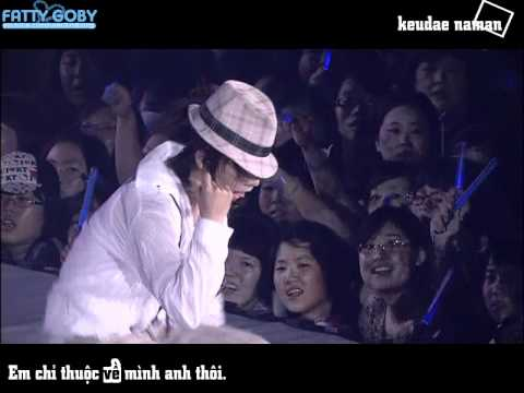 [Vietsub + Kara] Beautiful - Donghae's solo(ft. Eunhyuk) [DVD Super Junior Super Show 2]