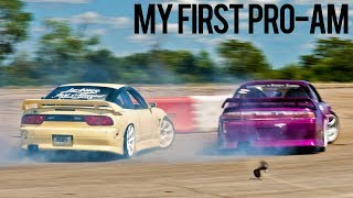 My First Pro-Am Drift Comp