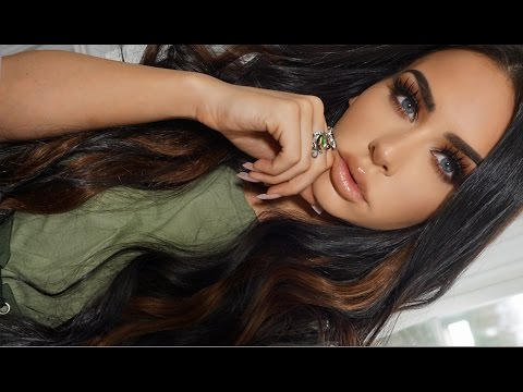 INSTANT HIGHLIGHTS: Using Hair Extensions | Carli Bybel