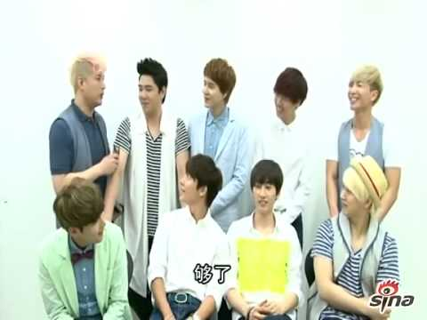 120716 Super Junior Sina Interview Part 3 (last) (With Eng transcript)