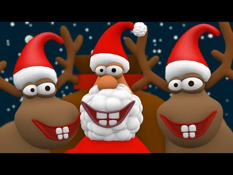 Auguri di buon natale e felice anno nuovo - Canzoni per bambini e bimbi piccoli