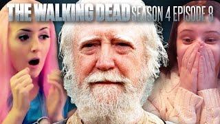 The Walking Dead: Hershel's Death Fan Reaction Compilation!