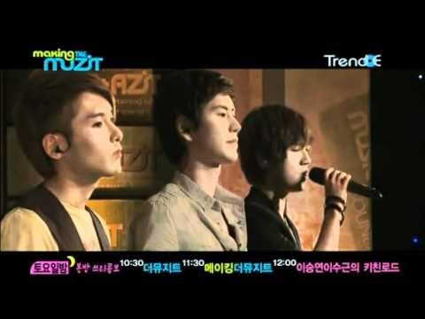 100911 Muzit - Super Junior K.R.Y - Let's not