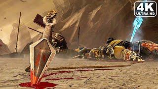 How All Kombatants Died In Mortal Kombat Scene 4K ULTRA HD