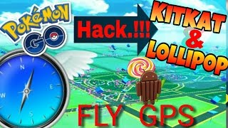 Hack POKEMON GO for ANDROID KITKAT, LOLLIPOP, MARSHMELLOW - No ROOT 100% WORKING ✔
