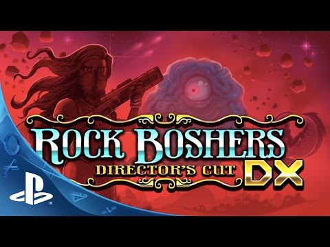 Rock Boshers DX: Director's Cut Trailer