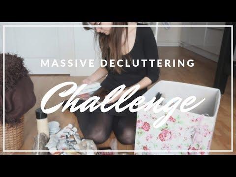 Massive Decluttering Challenge | Part One
