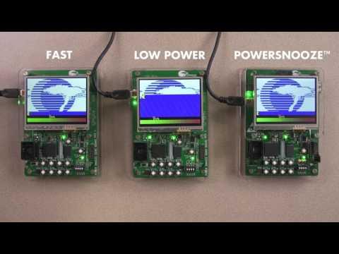 Cypress IoT Memory: Power Snooze SRAM