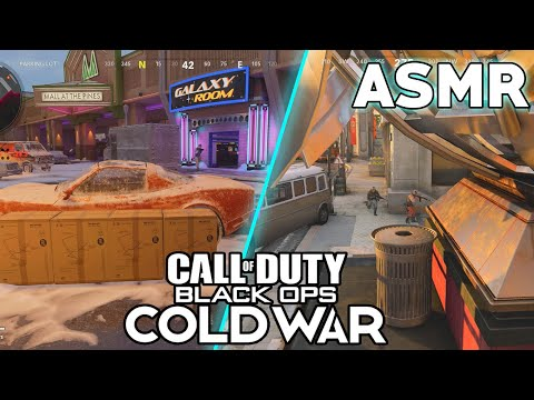 ASMR GAMING   Call Of Duty: ColdWar   PropHunt   Stealth Mode Activated ~ ASMR Music & Whispering