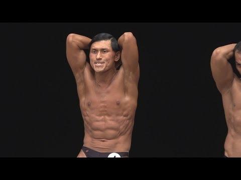 2014年 第22回東京オープンボディビル選手権大会 オードリー 春日俊彰選手
