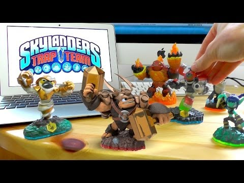 skylanders trap team meet snapshot minecraft
