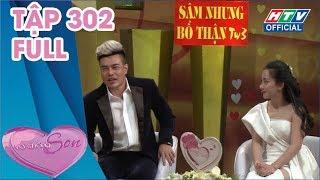 """VỢ CHỒNG SON   Quỳnh Quỳnh: Dương Lâm """"chảnh chọe"""" và giống... kẻ khùng vậy! VCS #302 FULL"""