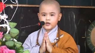 Chú tiểu Thích Chân Tâm 5 tuổi ( Toàn tập ) Part 2