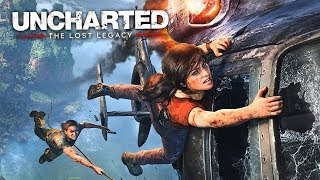 THE MOST EPIC CHASE!! (Uncharted: The Lost Legacy Ending, Part 5)