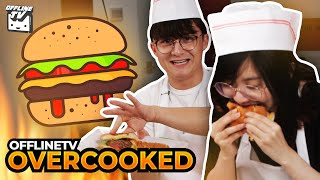 OFFLINETV PLAY OVERCOOKED IN REAL LIFE