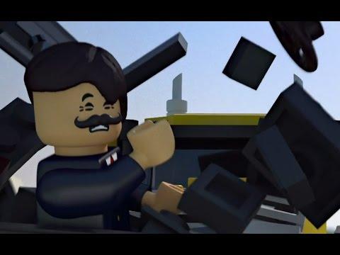 LEGO Car Insurance Commercial. Very funny, professionally produced Lego | Beau's Toy Farm