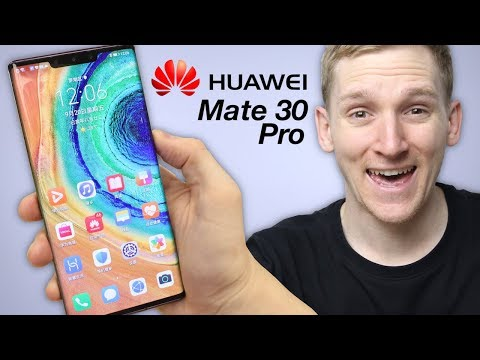 Huawei Mate 30 Pro - HANDS ON IMPRESSIONS