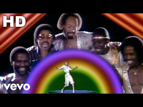 Earth, Wind & Fire - Let's Groove (Official Music Video)