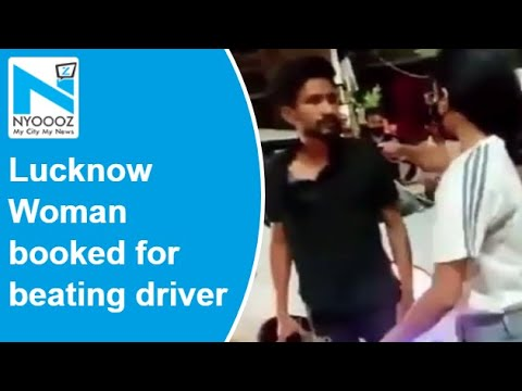 Woman booked for assaulting cab driver after video goes viral