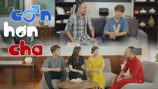 Hài 2021 CON HƠN CHA - Long Đẹp Trai, Kiều Ngân, Kim Ngân, Minh Trân, Nhật Quang