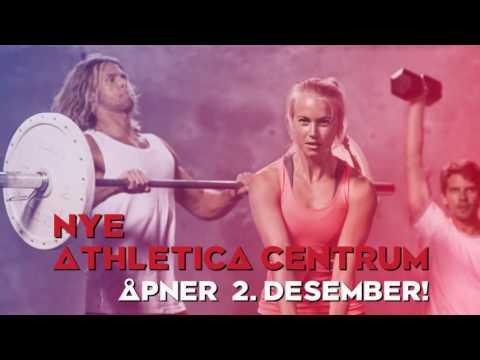 Nye Athletica Centrum - Her er vårt nye treningssenter - SiO