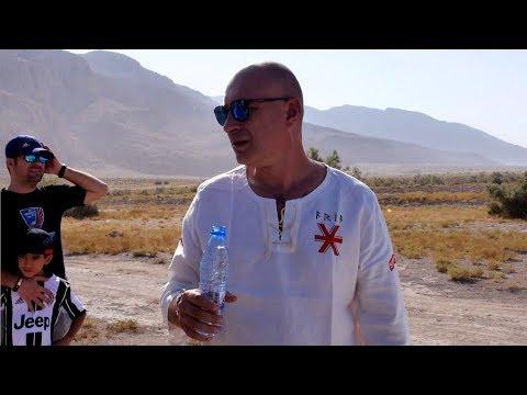 Íránská mise - Daniel Landa, Vojtěch Štajf - 2. díl - seznamovací jízdy