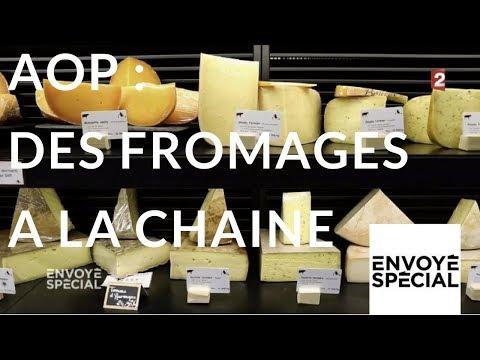 nouvel ordre mondial | Envoyé spécial. AOP : des fromages à la chaîne - 12 octobre 2017 (France 2)