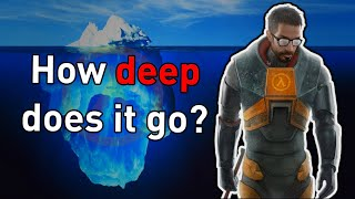 The Half-Life Iceberg: Explained