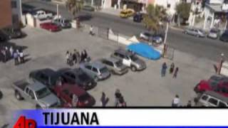 Magnitude 7.2 Quake Strikes Baja California