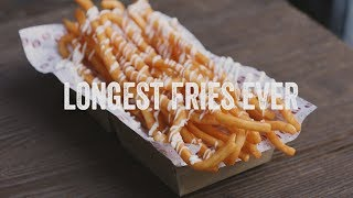 Brunch Boys: Longest Fries Ever!