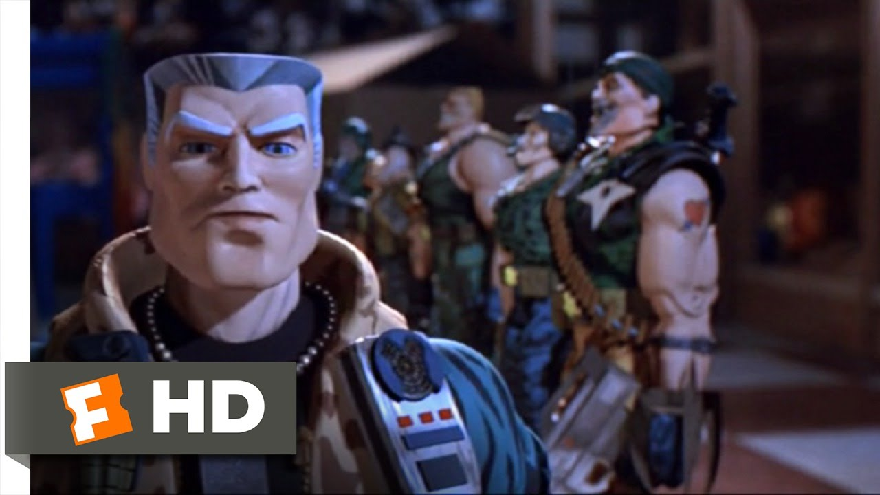 Small Soldiers 2 10 Movie Clip Activating The Troops