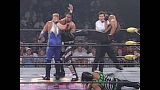 Glacier On The Timing Of His Gimmick In WCW, Where The Character Would Work Today, His Dream